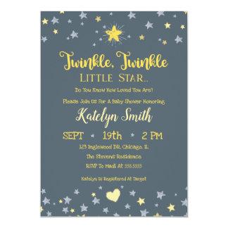 Little Star Gender Neutral Baby Shower Invitation
