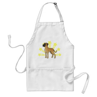 Little Star Great Dane Standard Apron