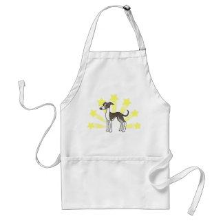 Little Star Greyhound/Whippet/Italian Greyhound Standard Apron
