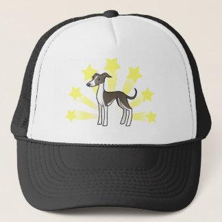 Little Star Greyhound/Whippet/Italian Greyhound Trucker Hat