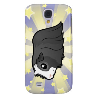 Little Star Guinea Pig (long hair) Galaxy S4 Case