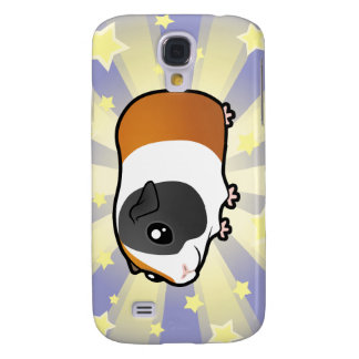 Little Star Guinea Pig (smooth hair) Galaxy S4 Case