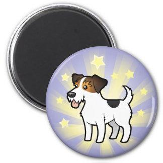 Little Star Jack Russell Terrier Magnet