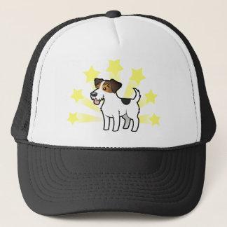 Little Star Jack Russell Terrier Trucker Hat