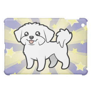 Little Star Maltese (puppy cut) Cover For The iPad Mini