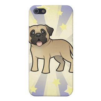 Little Star Mastiff / Bullmastiff Cover For iPhone 5/5S