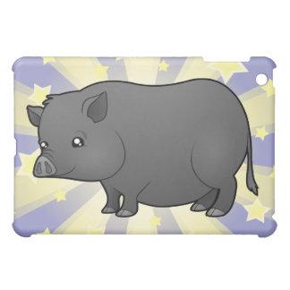 Little Star Miniature Pig iPad Mini Case