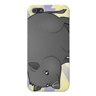 Little Star Miniature Pig iPhone 5/5S Cover