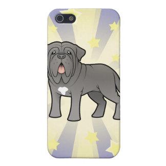 Little Star Neapolitan Mastiff iPhone 5 Covers