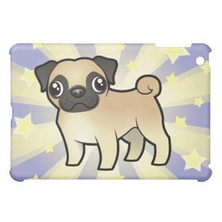 Little Star Pug iPad Mini Covers