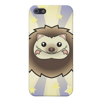 Little Star Pygmy Hedgehog iPhone 5 Case