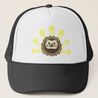 Little Star Pygmy Hedgehog Trucker Hat