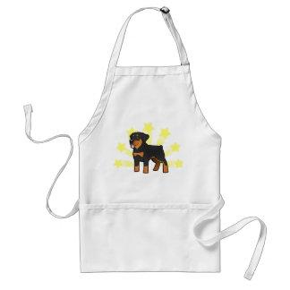 Little Star Rottweiler Standard Apron