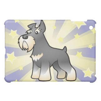 Little Star Schnauzer iPad Mini Covers