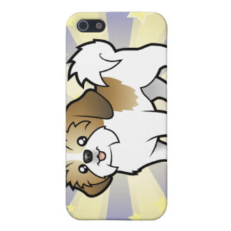 Little Star Shih Tzu (puppy cut) iPhone 5/5S Cases