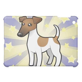 Little Star Smooth Fox Terrier iPad Mini Cover