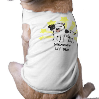 Little Star Staffordshire Bull Terrier Shirt