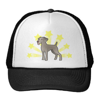 Little Star Weimaraner Cap