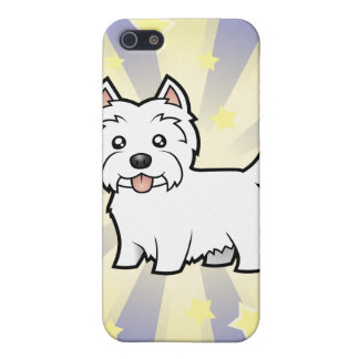 Little Star West Highland White Terrier iPhone 5 Covers