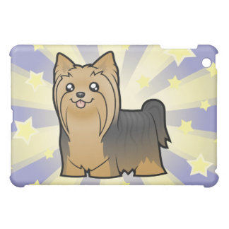 Little Star Yorkshire Terrier (long hair no bow) iPad Mini Covers