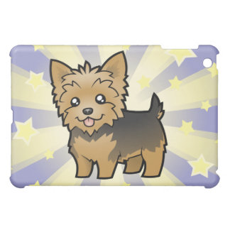 Little Star Yorkshire Terrier (short hair no bow) iPad Mini Covers