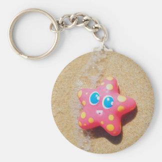 Little Starfish Key Ring