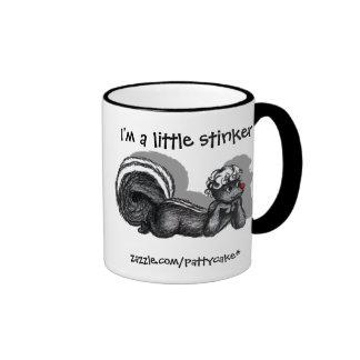 little stinker coffee mugs