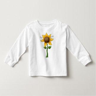 Little Sunflower Toddler T-Shirt