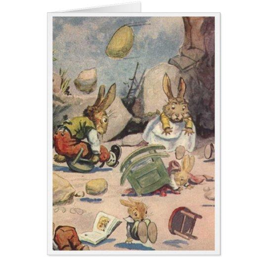 Little Sunny Bunny (Blank Inside) Card