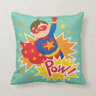 Little Superhero Cushion
