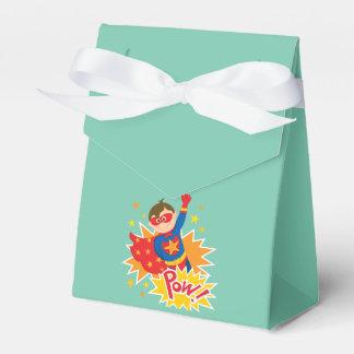 Little Superhero Favour Box