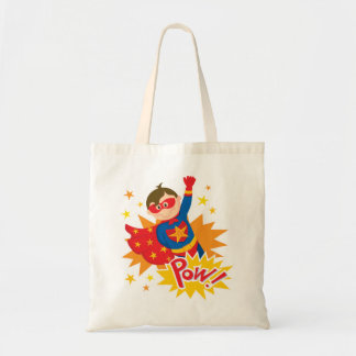 Little Superhero Budget Tote Bag
