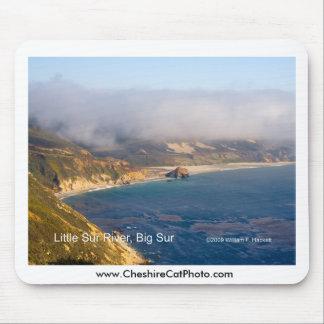 Little Sur River Big Sur California Mouse Pad