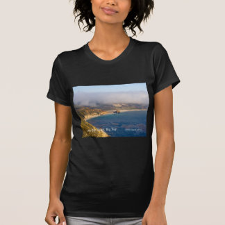 Little Sur River, Big Sur, California Tee Shirt