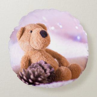 Little sweet bear pillow