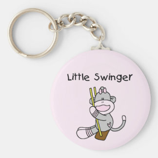 Little Swinger Tshirts and Gifts Key Ring