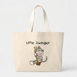 Little Swinger Tshirts and Gifts Jumbo Tote Bag