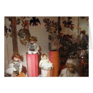 Little Switzerland Dolls Card