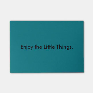 Little Things Post-It Notes Post-it® Notes