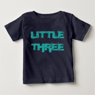LITTLE THREE Kids t-shirt