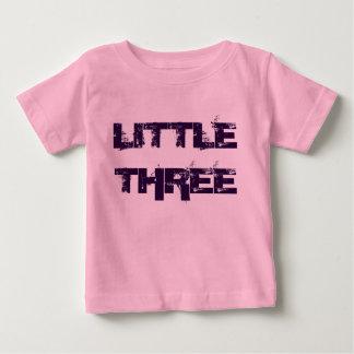 LITTLE THREE Kids t-shirt FOR GIRL