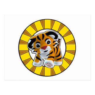 Little Tiger Post Cards