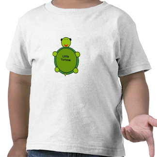 Little Tortoise Kids T-shirt