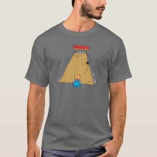 little tot bowling gutter ball T-Shirt