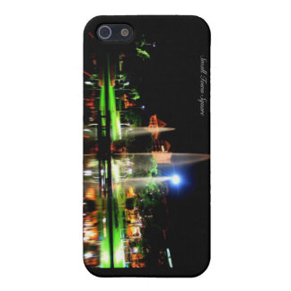 Little Town Square Mobile Cover iPhone 5 Covers