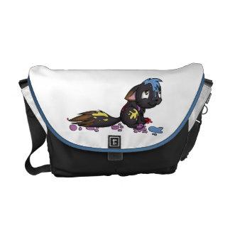 """Little Troublemaker"" Messenger Bag"
