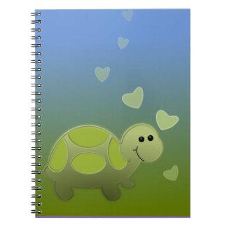 Little Turtle Notebook