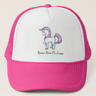 Little Unicorn Trucker Hat