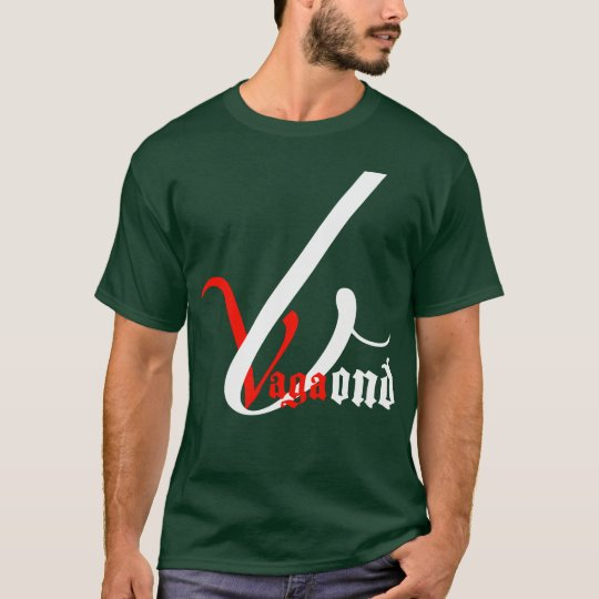 Little Vagabond Logo T-Shirt