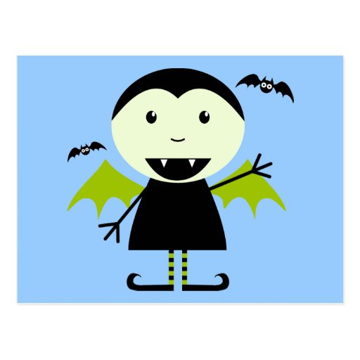 Little Vampire Postcards